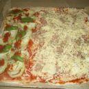 domača pica, njami
