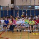 Tekmovanje mladih atlet. selekcij AK Domžale