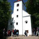 Irottkö (884m)  cerkev sv. Vida