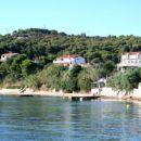 Ista obala pogled z drugega konca