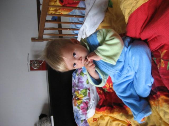 Igor 10-12 mesecev - foto
