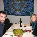 ... temu primerno smo se tut po spansko pogostili. Paella de verduras, mmm...