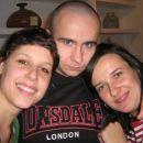 Jst, Sebastian & Gosia... Los polakos :)