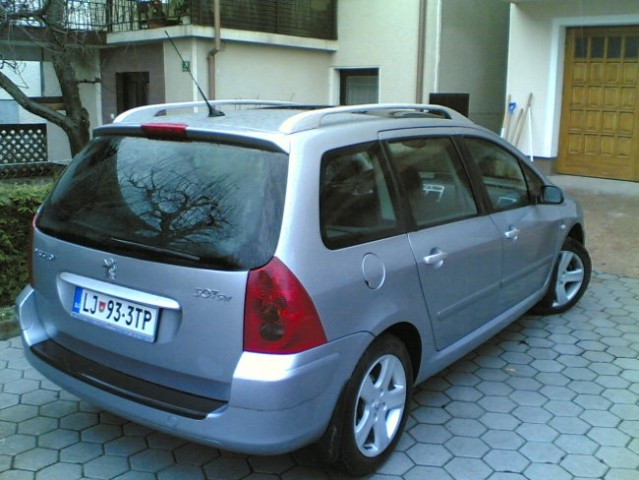 Peugeot 307 SW Pack  - foto