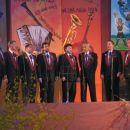 Nastop na jubilejnem koncertu ob 40-letnici ansambla Štirje kovači v Slovenj Gradcu leta 2