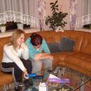 Anja and Tina