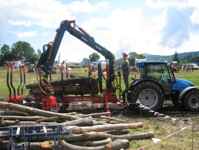 Demo gozd in bioenergija - foto