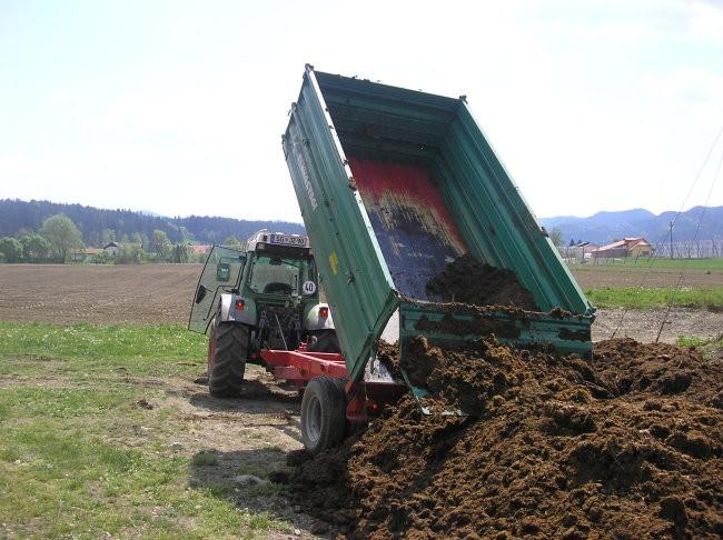 Traktorji in ostala kmetijska mehanizacija - foto povečava