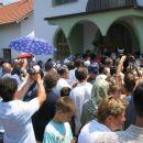 Otvorenje džamije. Slike; Adis Kurtović