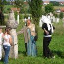 Jedan od najstarijih nišana u Puharcanskom mezarju, nišan Kurtović Base. Poslala Nerka Del
