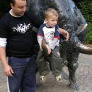 V živalskem vrtu;