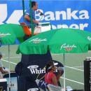 1/4 finale: K. Srebotnik - A. Medina Garrigues