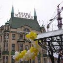 hotel Moskva, Beograd