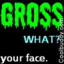 really. gross. xD