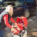Prvi sprehod z vozičkom