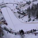 Sreda 15.03. preizkus skakalnice