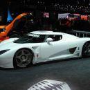 Koenigsegg CCGT je edini dirkalnik razreda GT1, ki je lažji od predpisanih 1100kg