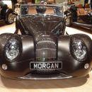 Morganov Aero8 ne škili več