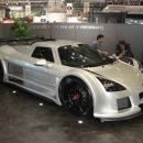 Gumpert Apollo Sport. 800 KM