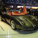 Eden izmed 35 Spykerjev C12 Zagato