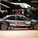 Bočna linija DTM dirkalnika