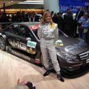 Sussie Stoddard je na rastavišče pripeljala C DTM AMG