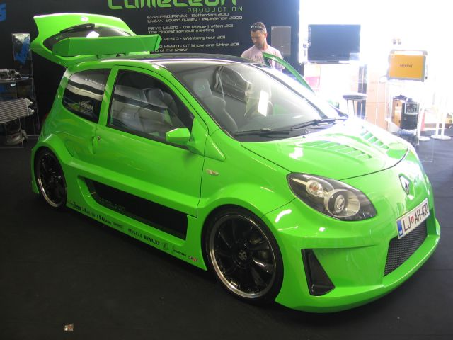 renault twingo cameleon tuning. Black Bedroom Furniture Sets. Home Design Ideas