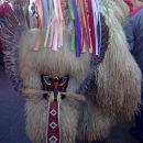 Kurenti na obisku v Litiji