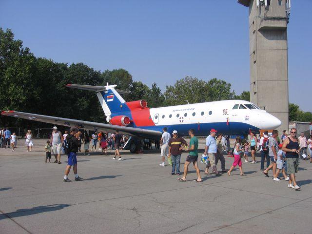 Srbsko vojno letalstvo - Yakovlev Yak-40