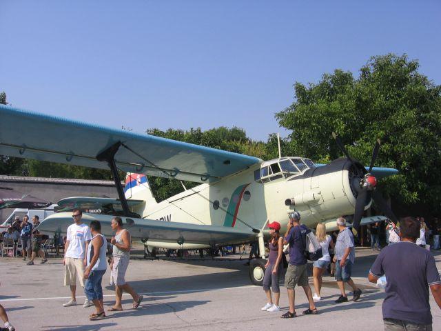Srbsko vojno letalstvo - Antonov An-2