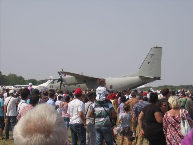 Italijansko vojno letalstvo - Alenia C-27J Spartan