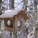Svibno - ptičja hišica