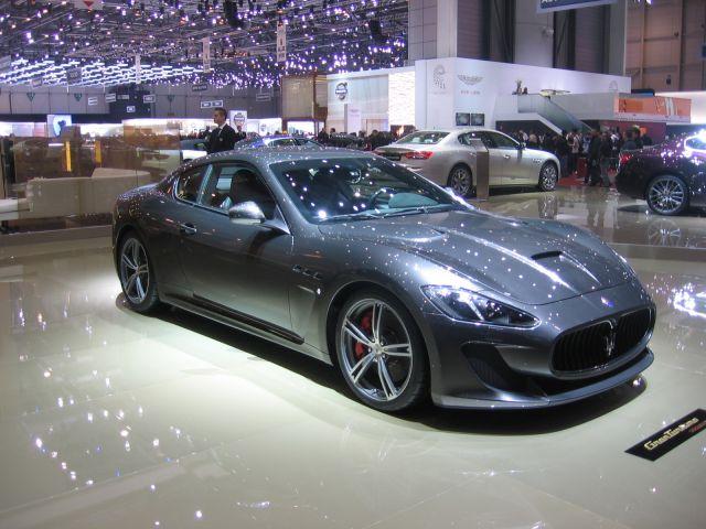 Maserati GrandTurismo MC Stradale