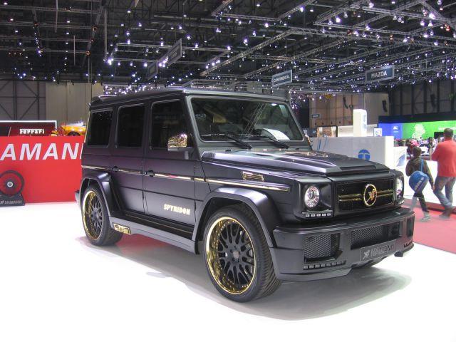 Mercedes-Benz G Hamman