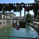 Ljubezenske ključavnice na Mesarskem mostu