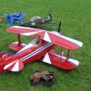 RC akrobatsko letalo