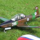 RC Pilatus PC-9