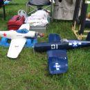 RC bojna letala