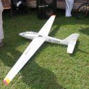 RC jadralno letalo