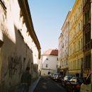 Ulice Prage.