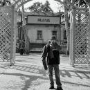 Jokai park v Siofoku (Bl jezero). Jokai je bil pesnik al nekaj takega.