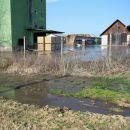 gnojevka je iztekala na sosednja zemljišča