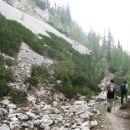 Gremo malo proti planini Krstenica