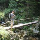 Ne, ne se cez most:)