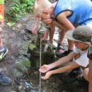 Izvir zdravilne mineralne vode.