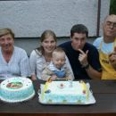 nečakov 1. rojstni dan