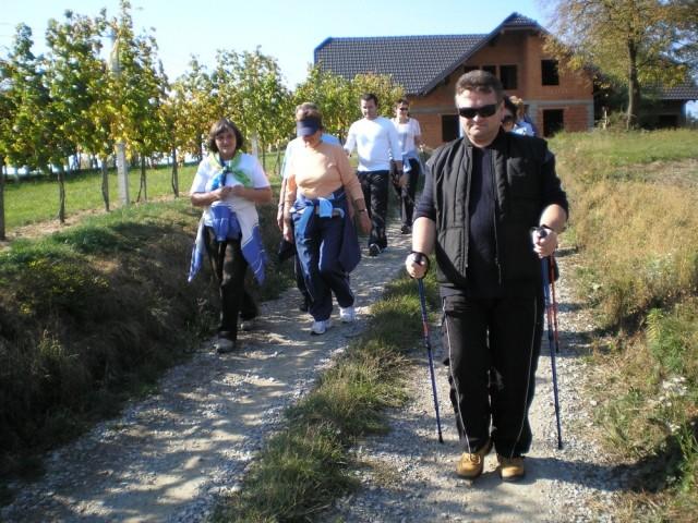 20081012 Pohod ob svetovnem dnevu hoje - foto