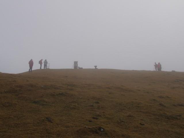 13 Bleguš - vrh
