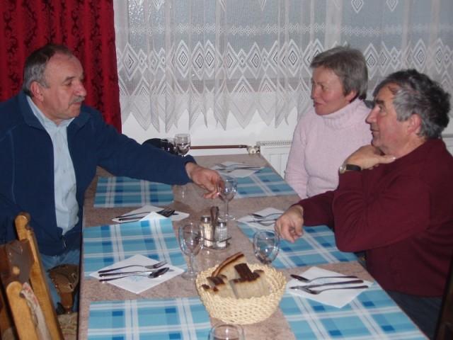 20090131 Blažev pohod-Bogojina, rezanje trsa - foto