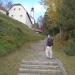 Vzpon po stopnicah
